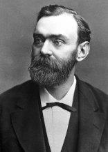 Akfred Nobel 1885 © The Nobel Foundation Neg 91 08 20