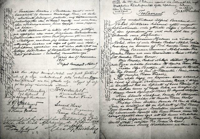 Alfred_Nobels_will-November_25th,_1895-1