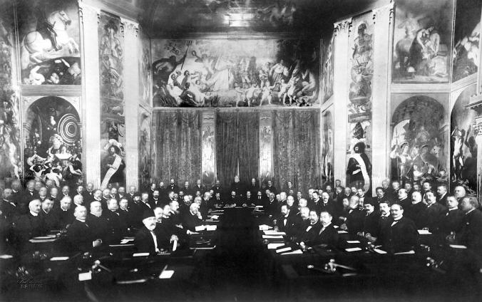 The_First_International_Peace_Conference,_the_Hague,_May_-_June_1899_HU67224-2